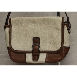 HADLEY LUXE GRAIN LEATHER FIELD BAG (COACH F31664)